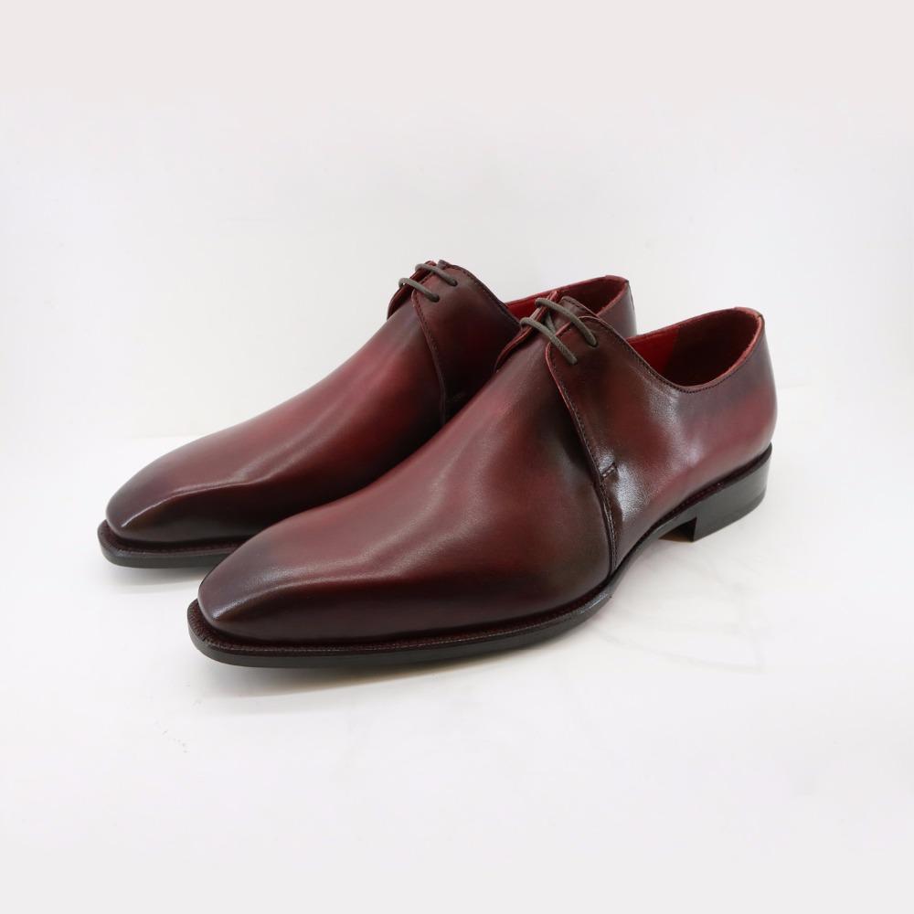 wholecut shoes leather wholesale leather patina shoes dress men's derby IaRXa7