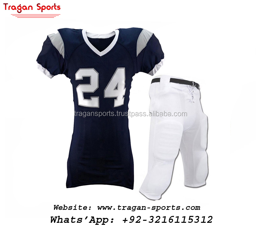 Blank Custom American football Jersey, customized college football jerseys, Custom Sublimation American Football Jersey