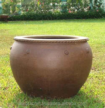 Attractive Decorative Wholesale Garden Clay Pots