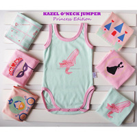 Baby Clothes Jumper Princess Edition Round Neck | Kazel