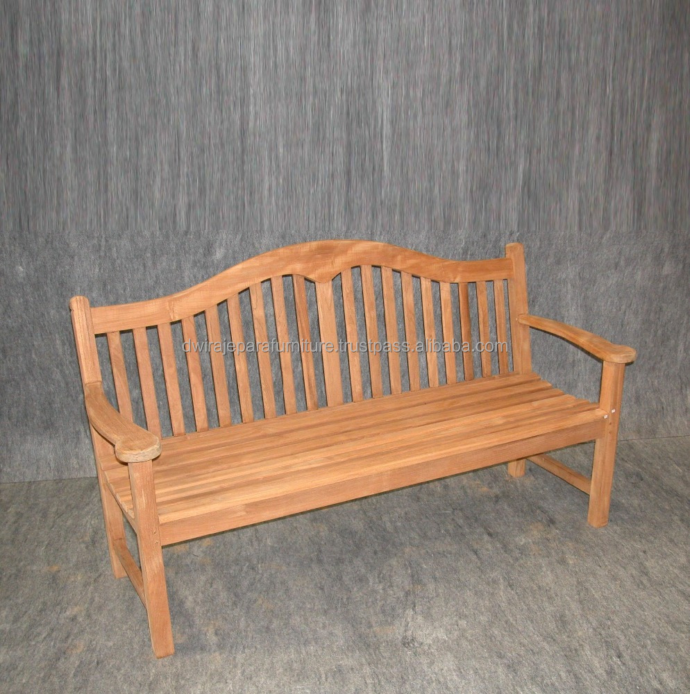 Outdoor wooden furniture indonesia outdoor teak sydney bench 3 seats