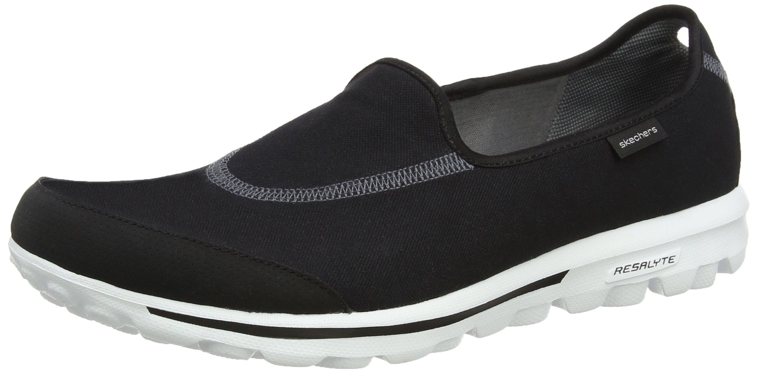 1ce8e97eef2d Get Quotations · Skechers Performance Women s Go Walk Slip-On Walking Shoe