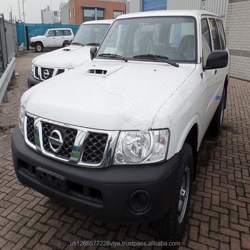 Nissan Patrol 3 0zd Standard - Base Trim 10 Passenger 4wd - Buy Nissan  Patrol Y61 Product on Alibaba com