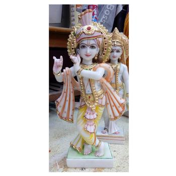 Makrana Marble Krishna Murti Krishna God Statue - Buy Makrana Marble  Krishna Statue,Lord Krishna,Krishna Murti Product on Alibaba com