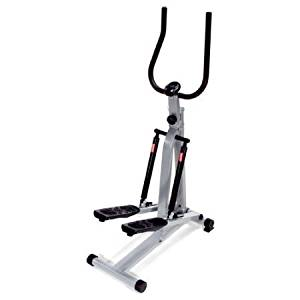 Folding Stepper Sports Fitness Exercise Training Equipment Steps Climber Machine Electronic Monitor Display 2 Adjustable-Resistance Hydraulic Cylinders Smooth Stepping Motion