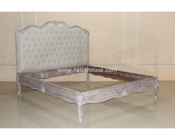 Antique Reproduction Furniture - Hammilton Bed Indonesia Furniture