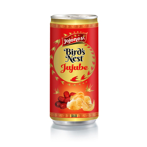 bird nest drink Jujube Flavour Drink in Aluminium can 200ml