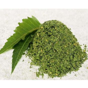 Neem Leaf Powder (azadirachta Indica) For Skin Care - Buy Neem Leaf  Powder,Neem Powder For Hair,Neem Powder Supplier Product on Alibaba com