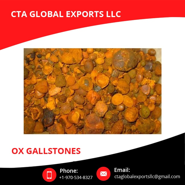 Quality Ox cow and Cattle GallStones/OX Gallstone