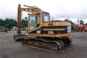 d5c99c280cc Gato utiliza 312BL excavadora, Gato Caterpillar 312B 312 excavadora para la  venta