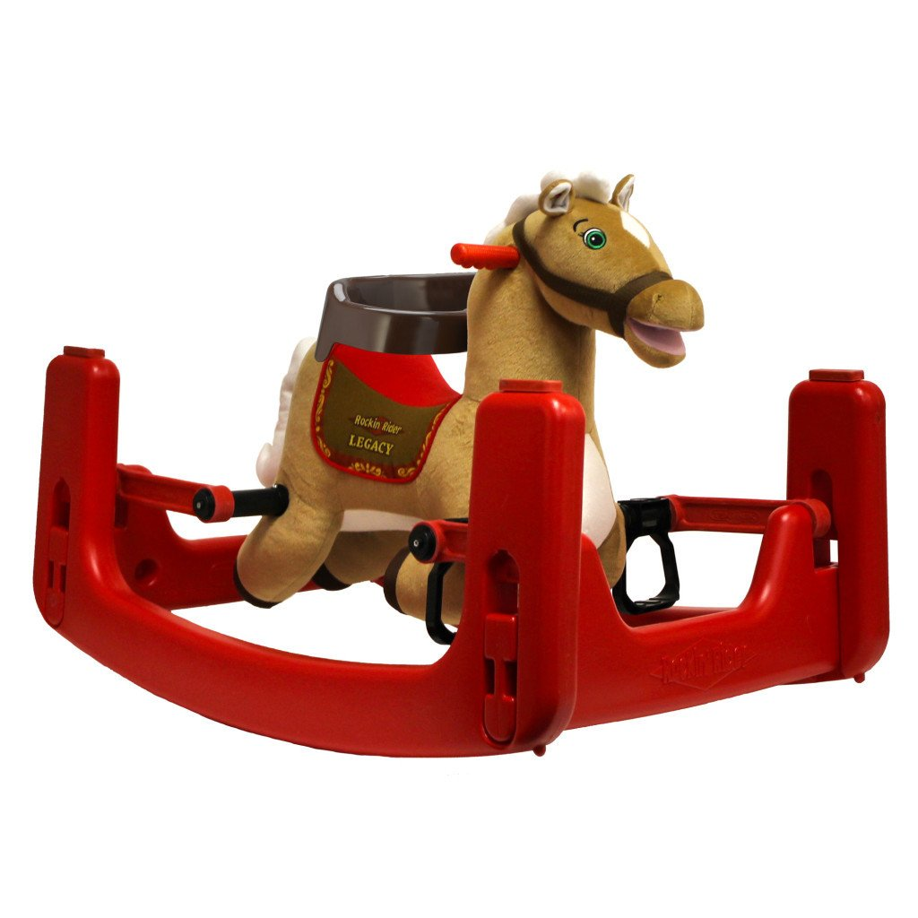 Legacy Grow-with-Me Rocking Pony, Rocker Childrens Toys