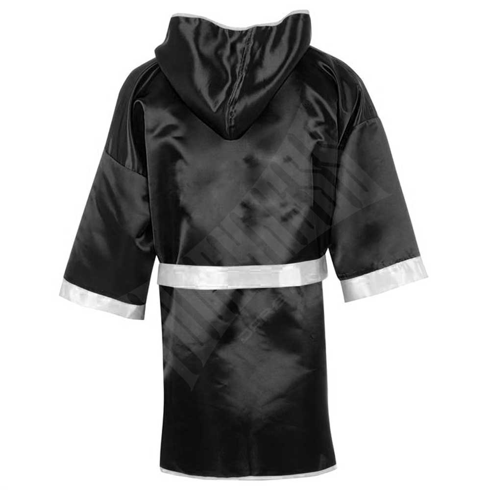 Personalised Boxing Robes: Custom Boxing Robe With Hood