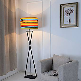 JMH-lamp The Living Room Lamp Of Scandinavian Minimalist Creative Personality Retro Vertical Desk Lamp Bedside Lamp Remote Control E Electrodeless Dimming 9W