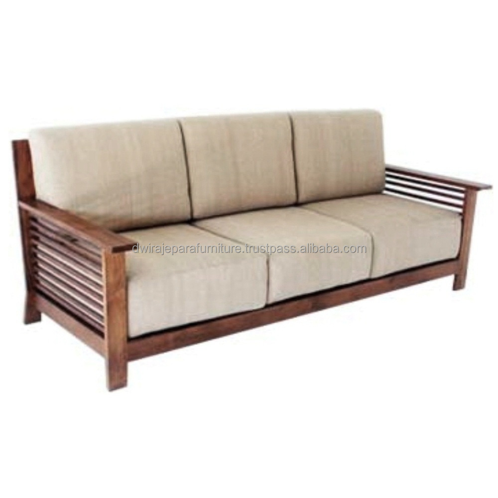 Indoor Wooden Furniture - Indonesia Teak Furniture Sofa Dw-sbt016a ...