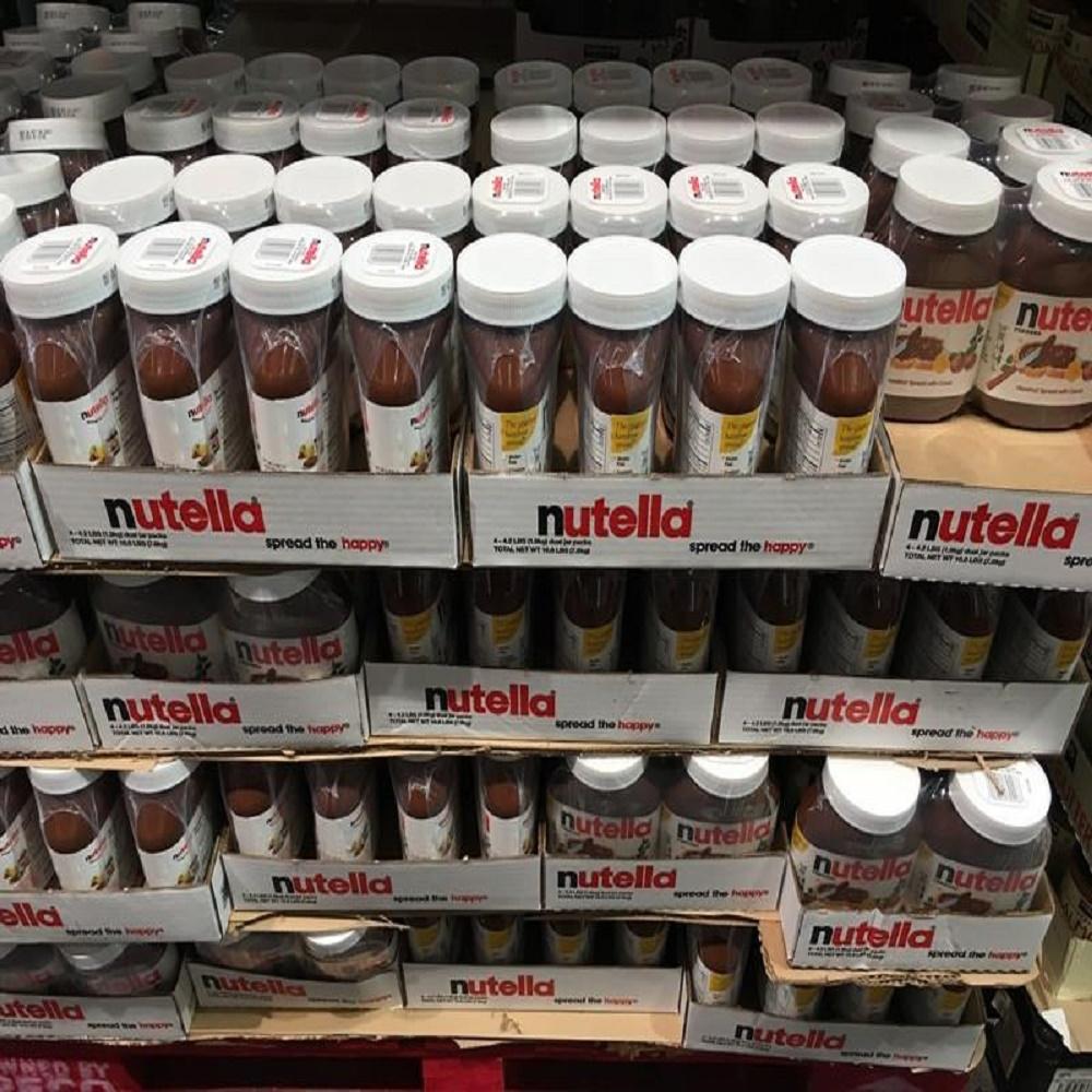 Beli Indonesian Set Lot Murah Grosir Galeri Gambar Nutella Ferrero Selai Coklat Hazelnut 350g 400g Dan 750g Asli Harga Terbaik Cokelat