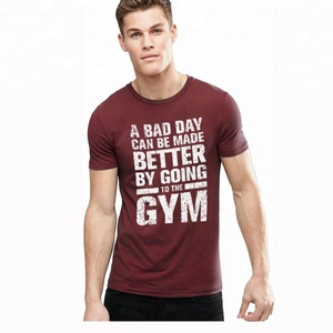 Oversize Gym Tshirts with personalized printing