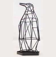 Customized different metal wire simple useful server racks rack umbrella display holder stand