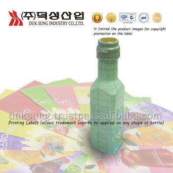 Most Popular Walmart Audited Factory> Shrink Sleeve Waterproof Labels  Printing For Bottle - Buy Labels For Bottles,Waterproof Labels,Shrink  Sleeve