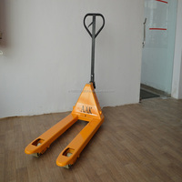 Ultra Low Profile Hand Pallet Truck With Minimum Height