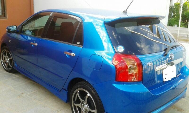 Used Toyota Corolla >> Murah Digunakan Toyota Corolla Runx Untuk Dijual Cepat