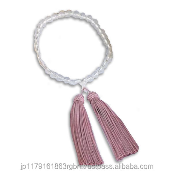 Premium and Luxury Buddhist rosary bracelet with crystal for ladies at reasonable prices