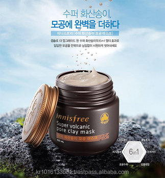korean clay mask