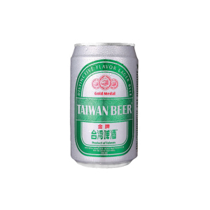 Hot Sale TTL Gold Medal Taiwan Lager Canned Beer 4 x 6's x 330ml
