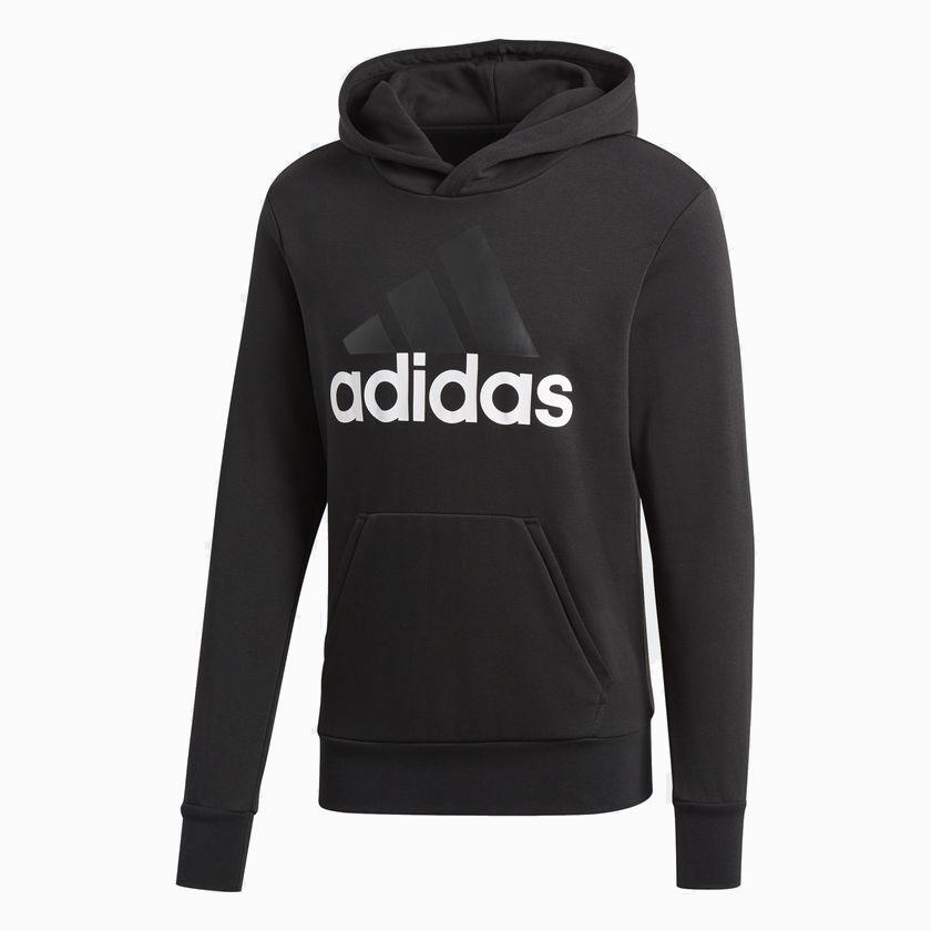 Adidas Ess Lin P/o Ft Sweatshirts Men