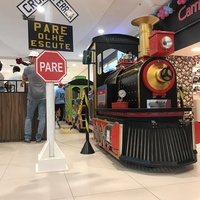 EFE TRAIN for Amusement Park and Shopping Mall for INDOOR OUTDOOR