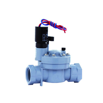 dc24v plastic pvc two way normally closed 3/4 1 inch irrigation water solenoid valve