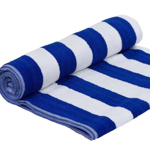 Pool Towels - Buy Swimming Pool Towels,Stripe Pool Towel,Blue ...