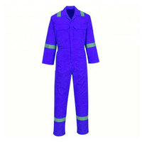 Custom Logo Fashion Overalls Work Wear fire retard fire proof uniforms