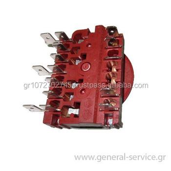 TEKA De Repuesto: Interruptor Programador Eléctrica Horno Para CONSTRUCTOR  Código: 99511412