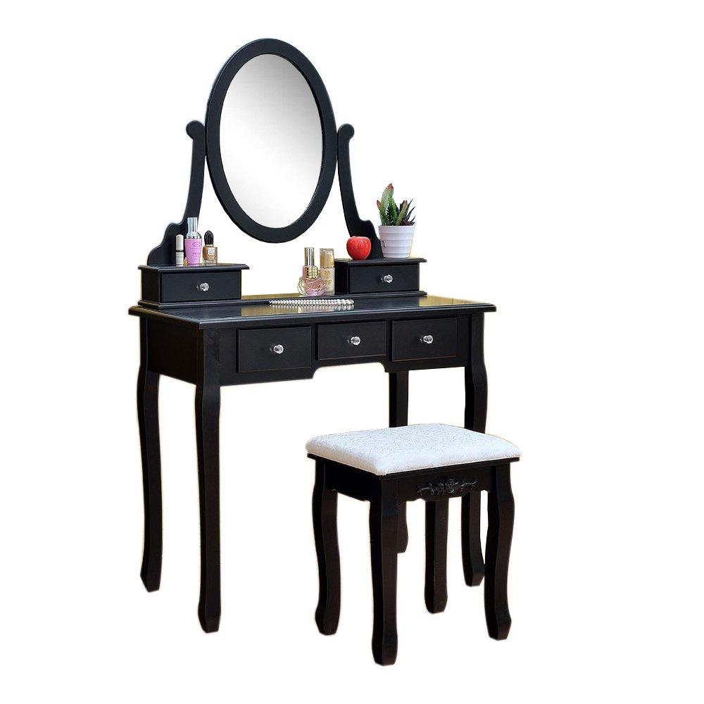 timeless design 5d39b e6274 Cheap Black Dressing Table Mirror, find Black Dressing Table ...