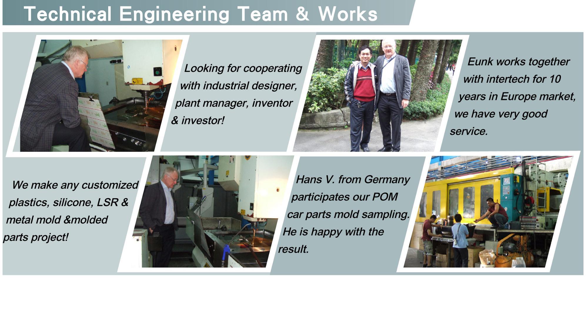 technical engineering team