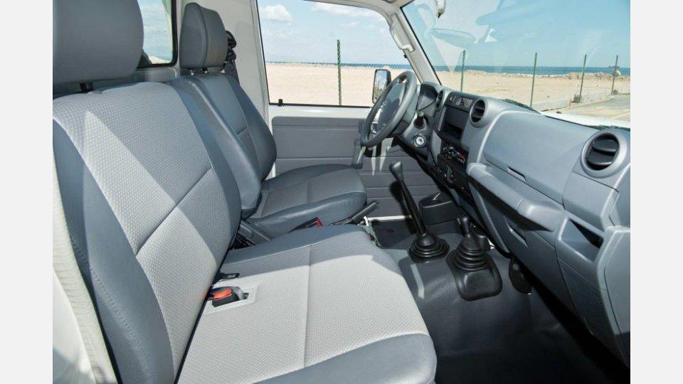 Land Cruiser Single Cabin 2016 Pickup