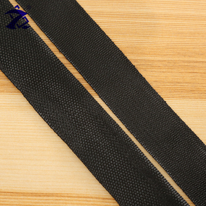 300D Black 2cm / 2.5cm / 3cm Polypropylene Ribbon Wholesale For Luggage Clothing
