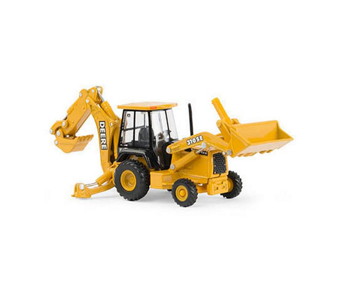 Get Quotations · John Deere 1/87 310SE Backhoe Loader Toy by Ertl - LP67335