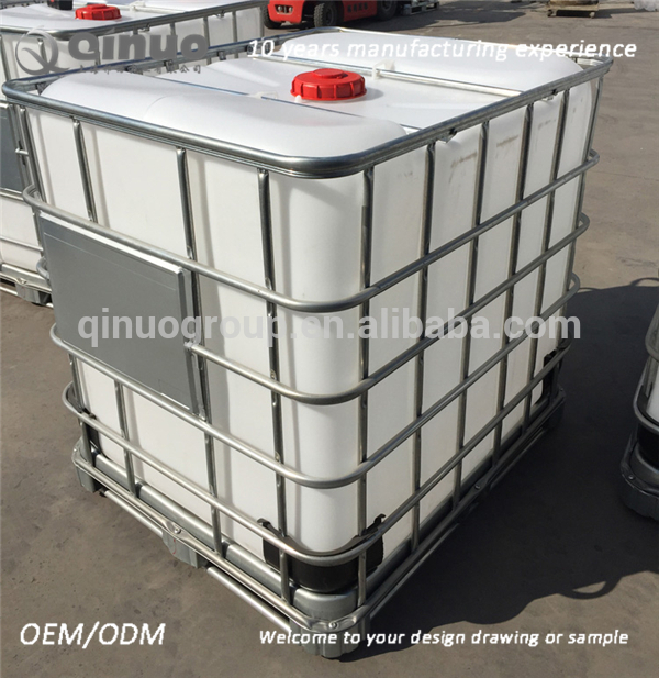 Food grade ibc water container 1000L IBC tank 1000 liter container