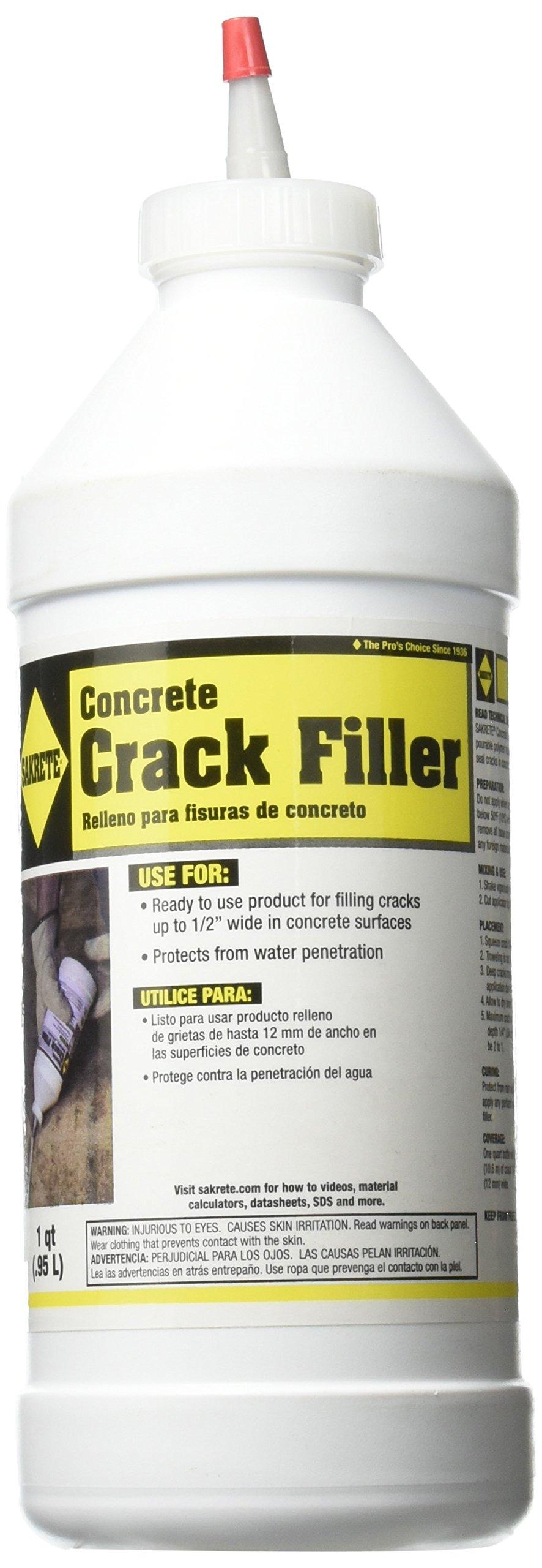 SAKRETE OF NORTH AMERICA 60205006 Concrete Crack Filler