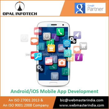 Hire Iphone App Developers & Android App Development Company from India