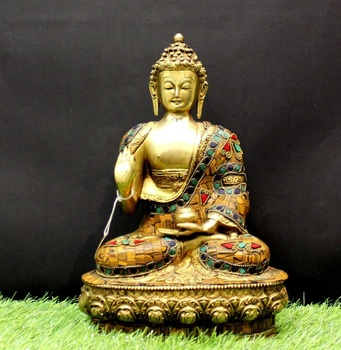 Brass Idol Antique Buddha Home Decor Statue Buy Antique Brass Buddha Statue Indoor Decorative Statue Gautam Buddha Statue Product On Alibaba Com
