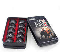 3D blister card for Rhino pills sexual enhancement Rhino 7 3D 5000 Male Enhancement Sexual Pill