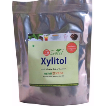 Xylitol NATURAL LEAF POWDER By Stevia