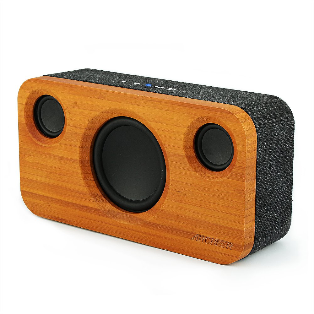 Get Quotations ARCHEER A320S Bluetooth Speakers Wireless Stereo Pairing Loud Speaker With Booming Bass Built In