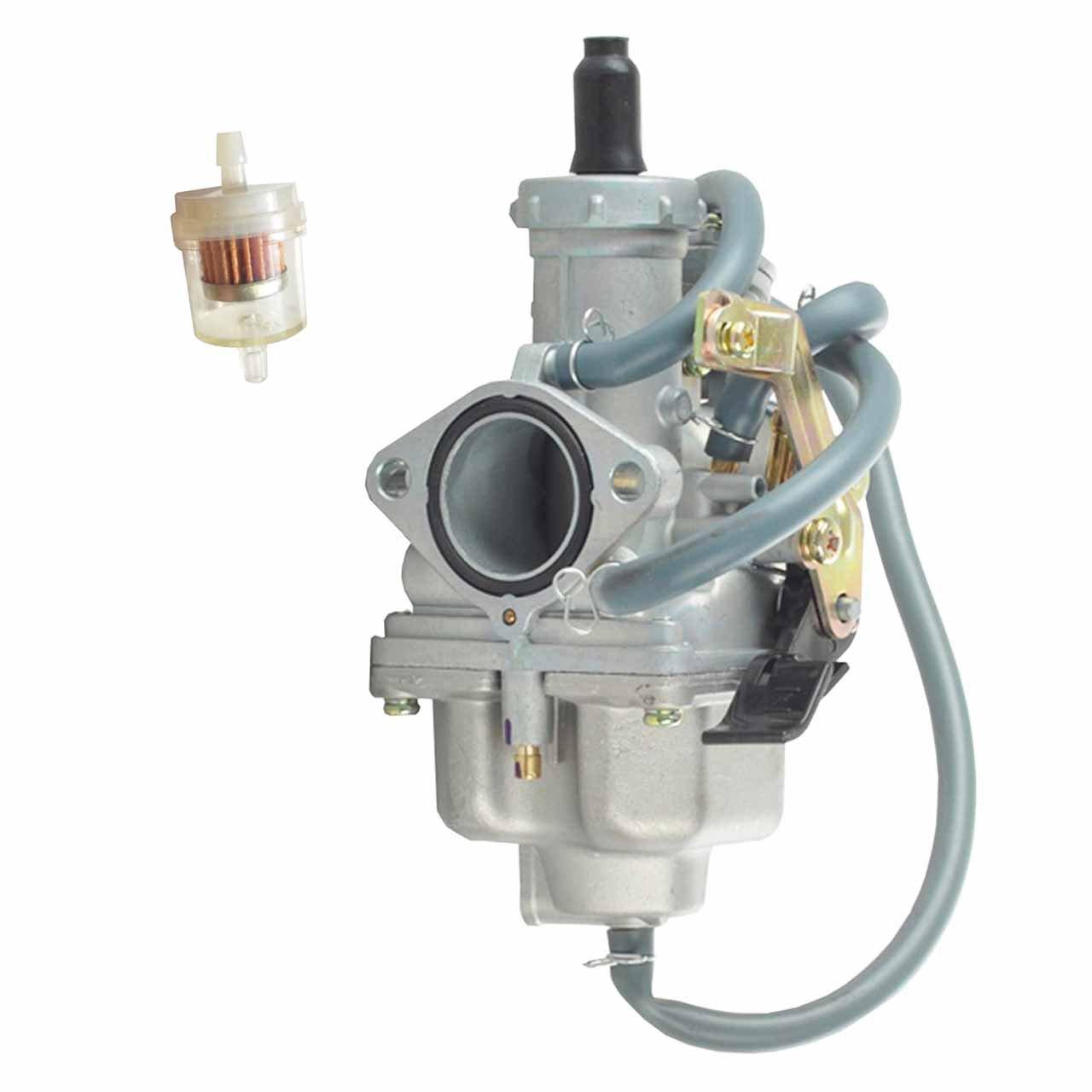 New Carburetor for 1997-2001 Honda TRX 250 TRX250TM TRX250TE Recon ATV AssemblyCarb
