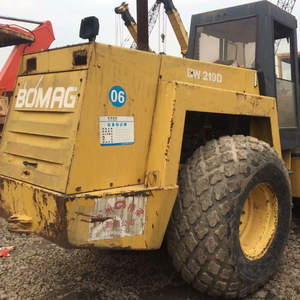 Used Bomag 219D-2 road roller for sale, BOMAG 219D roller from Germany, Used Road Roller BOMAG BW219D-2