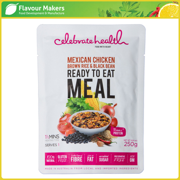 Ready To Export Mexican Chicken Made Ready To Eat Meal In Australia - Buy  Mexican Chicken Instant Food,Ready To Eat Meal Mexican Chicken,Mexican