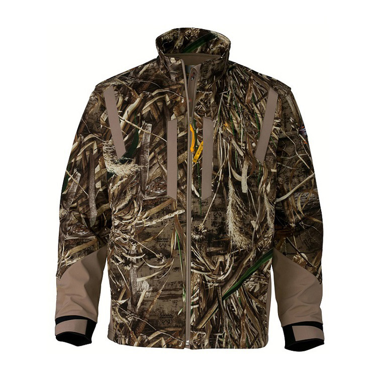 Camo Waterproof Jacket For Hunting