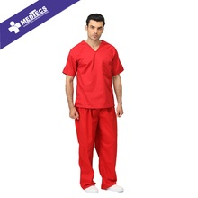 Ospedale uniforme stampa <span class=keywords><strong>unisex</strong></span> tuta <span class=keywords><strong>di</strong></span> <span class=keywords><strong>macchia</strong></span> <span class=keywords><strong>set</strong></span>